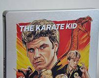 The Karate Kid blu-ray steelbook