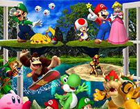 Smash Bros - Nintendo