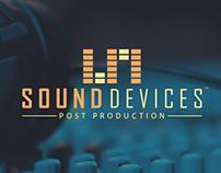 SOUND DEVICES logo