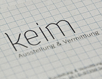 Keim exhibition design – corporate design