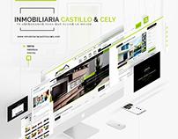 Web site - Inmobiliaria Castillo & Cely