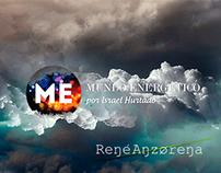 Mundo Energético - Logo & Web Design