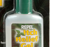 Package Design for Repel Itch Relief Gel