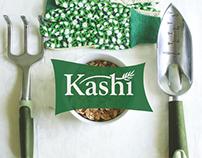Kashi Newspaper Ad