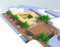 Proyecto Habitar - ARQU2101 - 201101: Pre-escolar
