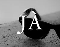 JÀ, boutique d'accessoires en ligne