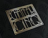 Le Chateau Cinq Brand Identity