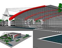 Proyecto Tectónica - ARQU2102 - 201102: Polideportivo
