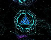 3D Plexus - VJ Loop Pack (3in1)