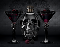 Vodka & Berrys CGi
