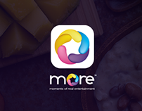 MORE - App Design