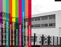 Folletos Escuela de Diseño EASD'Alcoi