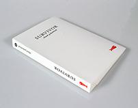 SURVIVOR // cover redesign contest