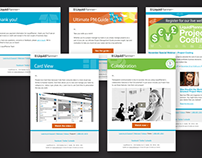 LiquidPlanner Email Templates
