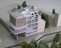 Taller Arquitectura 2- ARQU1120 - 201002: Biblioteca