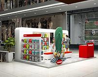 Havaianas shop - Crescent Mall, Dis 7, HCM