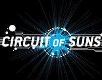 Circuit of Suns- Identity and T-shirt design