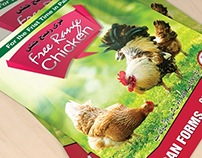 Free Range Chicken Flyer
