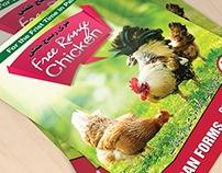 Free Range Chicken Flyer