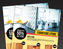 Furniture Store Flyer