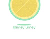 Logo Concept Design: Blimey Limey