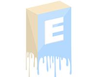 Logo Concept Design: Slime-E