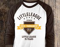 Little League Tournament Shirts