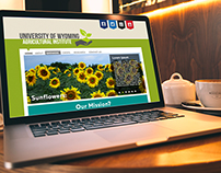 University Agriculture Website