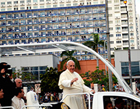 Pope Francis visit in Philippines