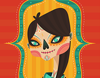 Book of Life: La Muerte | FAN ART