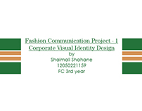 Corporate Visual Identity Design - Kaaya Skin Co.