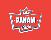 Logo Panam Pizza