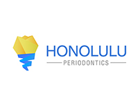 Honolulu Periodontics Logotype
