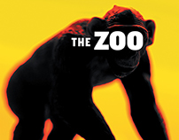 The Zoo book by James Mollart
