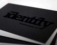Identity Business Card