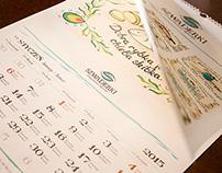 Calendar 2015 Szwaderki