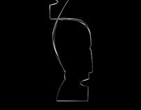 """Infinity Heads"" 3D Visual. 2014."