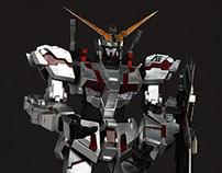 Unicorn Gundam RX-0
