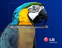 LG - Smart tv