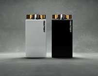 BATTERY - MASCULINE FRAGRANCE // Perfumery Ser.No. 5