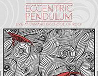 Eccentric Pendulum [Live at IIM-Bangalore] Poster