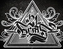 Logo Brand - 21 Gramos crew