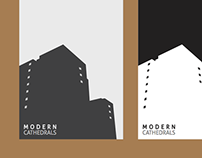 "Modern Cathedrals-Logo+12"" vinyl center"