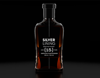 Silver Lining Whiskey – Corporate Design