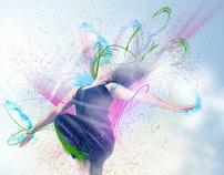 Dance is Art for Digital Temple