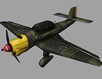 [GAME DESIGN] Foam Fighters: LowRes Models and Textures