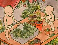 Babies- Nellie Robinson