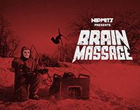 Brain Massage movie logo, poster and titles