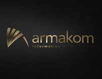Armakom Logo & Kurumsal Kimlik Tasarımı