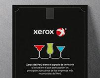 XEROX - Aviso